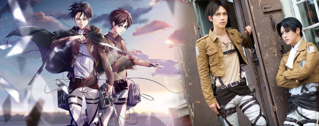 cosplay aot