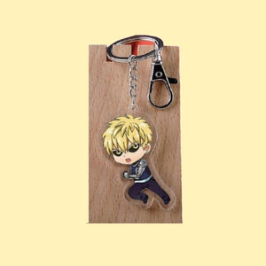 porte clefs one punch man