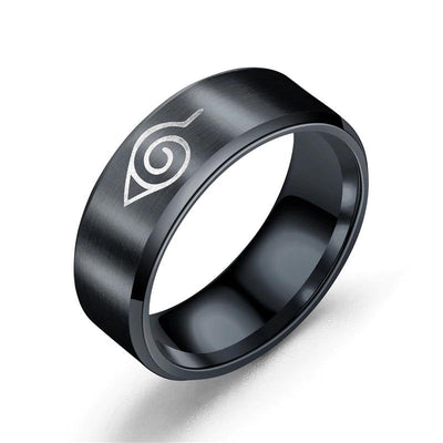 bague homme naruto