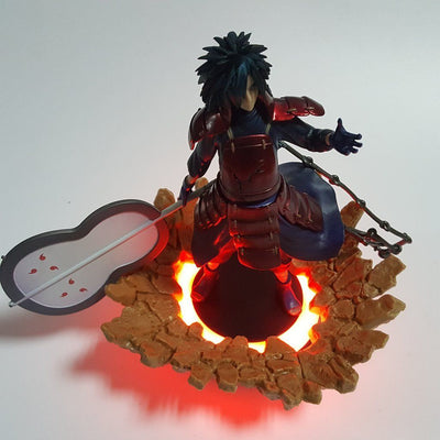 Figurine LED Naruto Madara