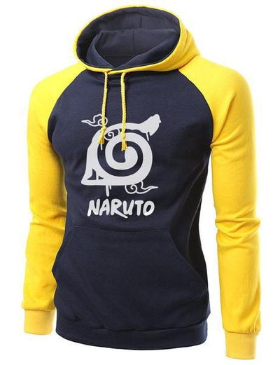 Sweat Naruto Konoha