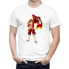 T-Shirt Monkey D Luffy Roi