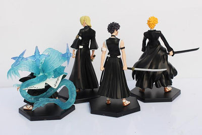 bleach figurines