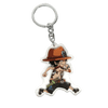 Porte-Clé One Piece Ace