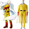 Cosplay One Punch Man<br>Saitama</br>