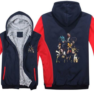 Veste One Piece
