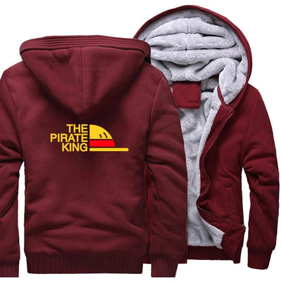 Veste Polaire One Piece<br> Roi des Pirates