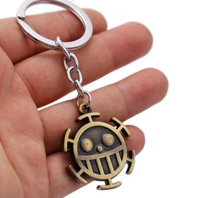 Porte-Clé One Piece<br>Traflagar Law 3D