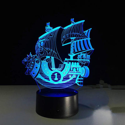 Lampe Thousand One Piece