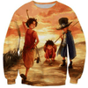 Pull One Piece</br>Sabo & Ace & Luffy</br>enfants</br>
