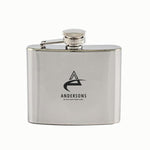 Stainless Steel High Polished 5oz Flask