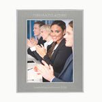 Stainless Steel Wide Border Photo Frame