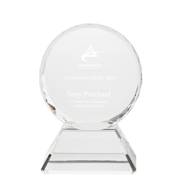 Optic Faceted Award