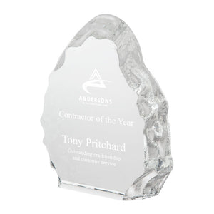 Optic Iceberg Award