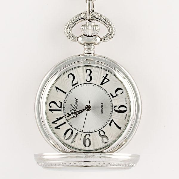 Pocket Watch With Photo Insert - Things Engraved