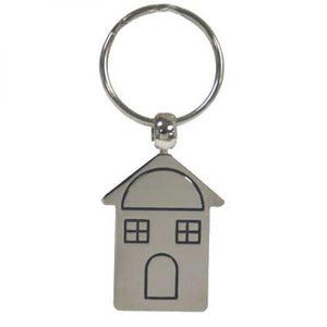 House Keychain - Things Engraved