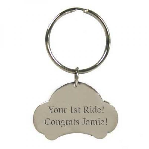 Car Keychain - Things Engraved