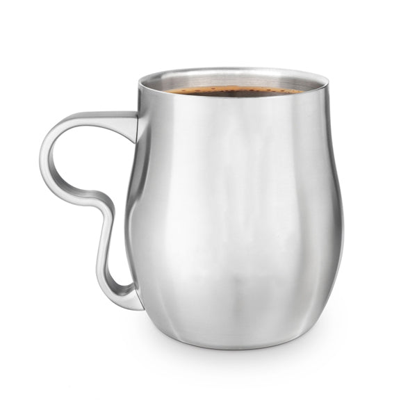 Stainless Steel Curvy Cup - 17oz