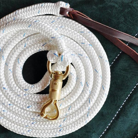9 ft Lead & Tie Rope