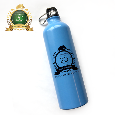 20 Year Commemorative Summit Water Bottle - 20 Year Commemorative Summit Water Bottle
