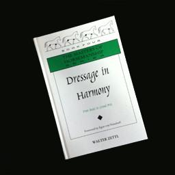W Zettl Dressage In Harmony Book