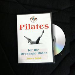 Pilates For Dressage Riders Dvd
