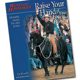 Raise Your Hand If You Love Horses Book