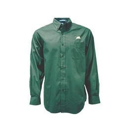 Mens Gold Horse Easy Care Shirt
