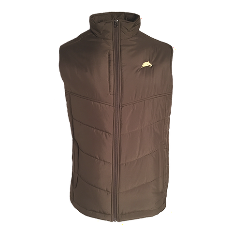 Padded Vest with Zip Pockets