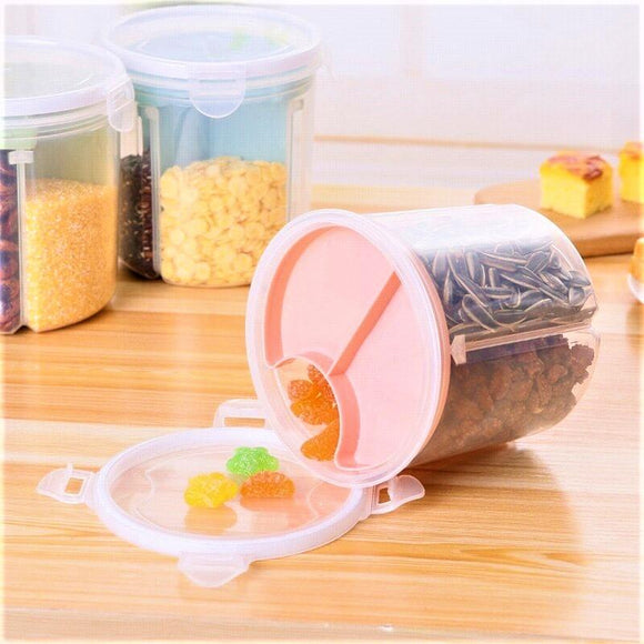 Better Bin- Snack Storage Organizer
