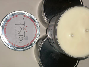 Queen Scented Natural Soy Candle