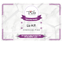 Liz H.P. Scented Natural Soy Candle