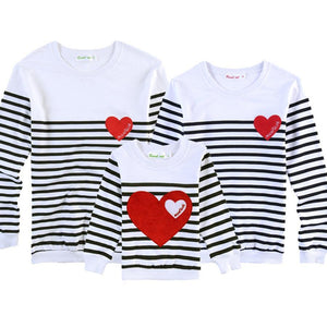 Sweatshirt Famille Love - T-shirt -  SameClothes