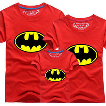 T-shirt BATMAN - Rouge - T-shirt -  SameClothes