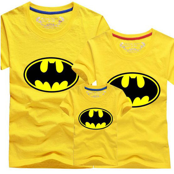 T-shirt Batman - Jaune - T-shirt -  SameClothes
