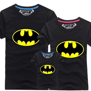 T-shirt Batman Noir/Blanc - T-shirt -  SameClothes
