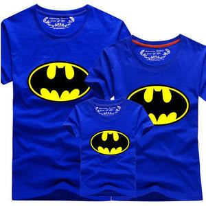 T-shirt BATMAN - Bleu Saphire - T-shirt -  SameClothes
