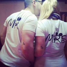 T-shirt Mr & Mrs