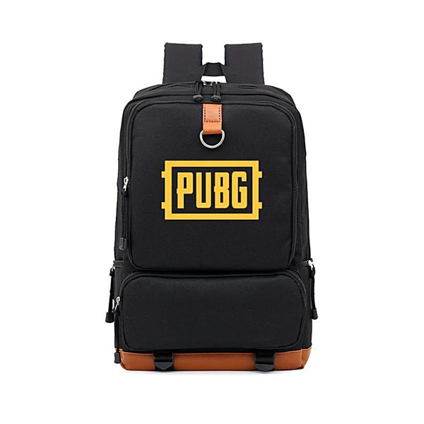 PUBG Multi Function School Backpack
