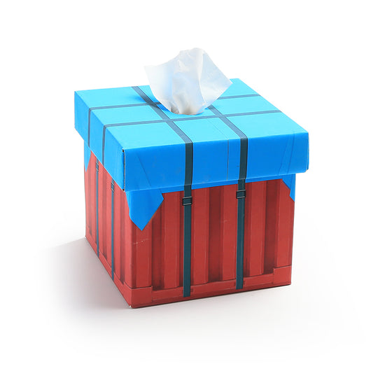 Playerunknown's Battlegrounds Tissue box