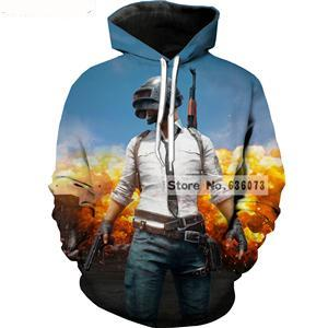 PUBG Winner Chicken Dinner Hoody