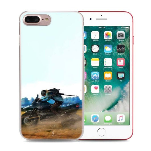 PlayerUnknown's Battlegrounds Hard Case for Apple iPhone