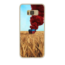 PUBG Stylish Case for Samsung Galaxy S3 to S8
