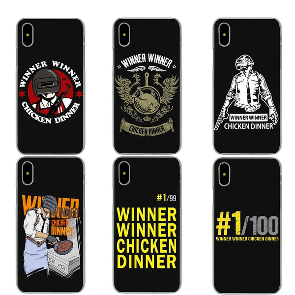 PUBG iPhone Hard Case