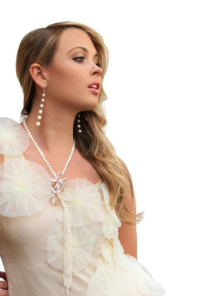 Pearls and Bridal Jewellery