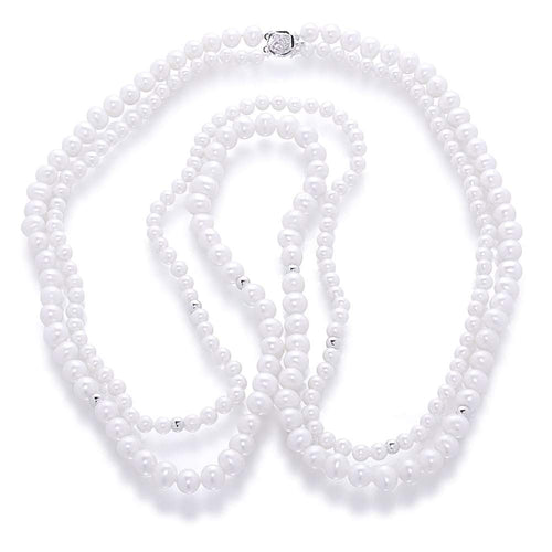 Amazing Grace Pearl Necklace - Orchira Pearl Jewellery