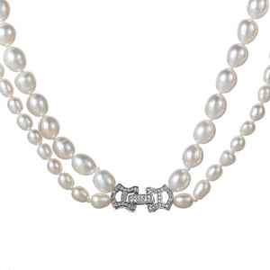 Anna Karenina Pearl Necklace - Orchira Pearl Jewellery