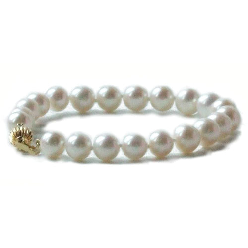 Blanche Royale Pearl Bracelet - Orchira Pearl Jewellery