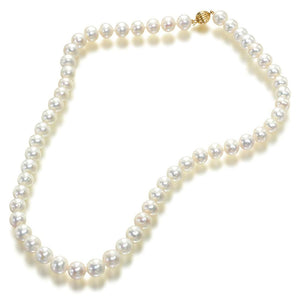 Blanche Royale Pearl Necklace - Orchira Pearl Jewellery