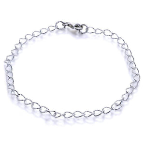 Charm Amuse Silver Chain Bracelet - Orchira Pearl Jewellery